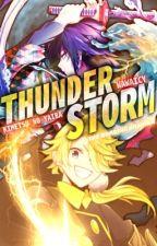 Thunderstorm ||Kimetsu no Yaiba|Tomioka Giyuu|| by wawaicy