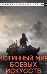 True Martial World / Истинный мир боевых искусств by anastasiahark