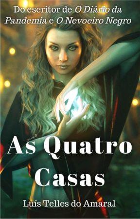 As Quatro Casas by Luis_Telles_Amaral