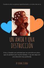 Un Amor y una destrucción by DaniB_