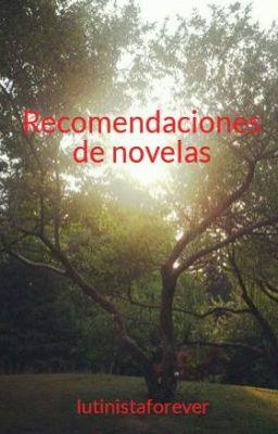 Recomendaciones de novelas