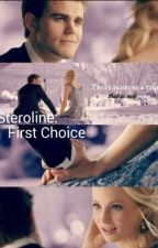 Steroline: First choice by bloodrose28