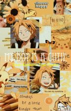 My Boy Is A Cutie (Denki Kaminari x Trans FTM Reader) by pugtato1995