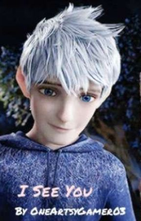 I See You (Jack Frost x Cupid! Reader) by OneArtsyGamer03