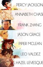 Mortals meets Demigods by fangirlxmind
