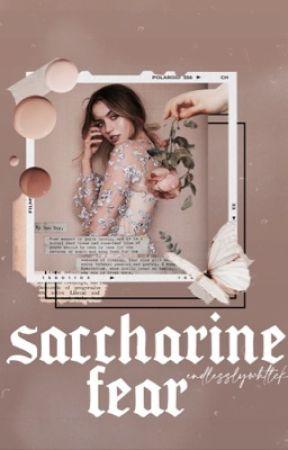 SACCHARINE FEAR. the vampire diaries by endlesslywhtlck