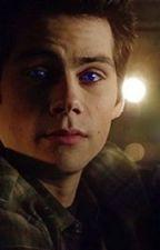 blue. (one shot) stiles stilinski (Dylan o'brien) and Scott McCall (Tyler posey) by whatavic