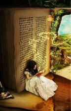 Lucia e il libro magico by cappellaio_matto_