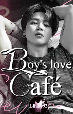 Boy's love Café [Jikook/Sope] by Lilaas93