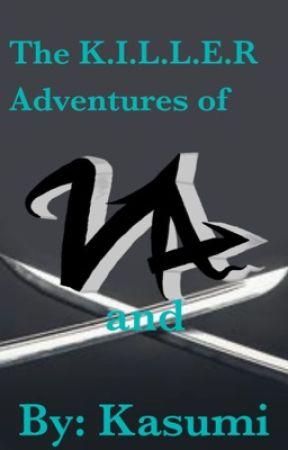The K.I.L.L.E.R. adventures of Venus and Ace by sakurasquid