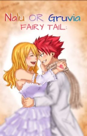 FAIRY TAIL: Fight 4 Love (Nalu OR Gruvia) by shiropen
