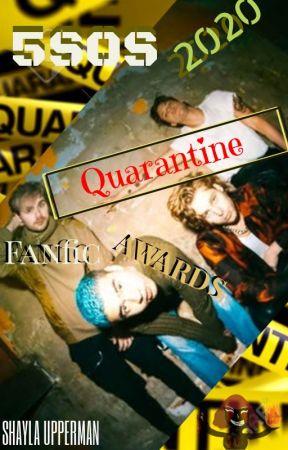 5SOS 2020 QUARANTINE FANFIC AWARDS by _mochashay_