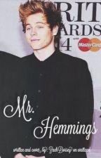 Mr. Hemmings » Luke Hemmings AU by ZachDorsey