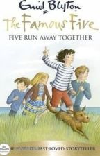 FIVE RUN AWAY TOGETHER - by Enid Blyton by boldninety