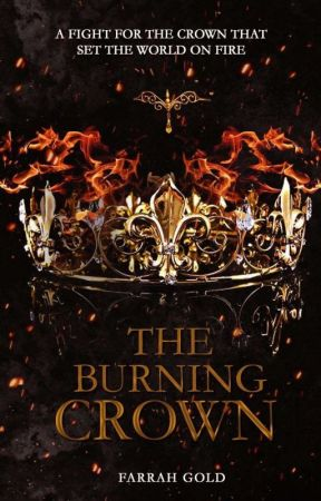The Burning Crown by glitter_xox