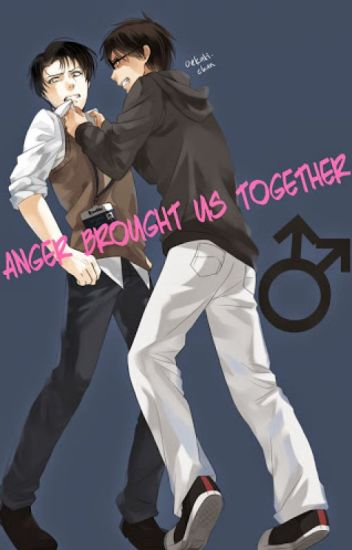 Anger Brought Us Together. [ERERI/RIREN]