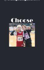 Choose{Yoongi×Reader×Jimin} by bangtangalaxies
