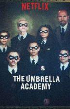 Umbrella Academy  by -Maxime-