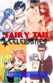 Fairy Tail Celebrities (NaLu, GrUvia, JeRza, GaLe) by XxYandereQueenxX