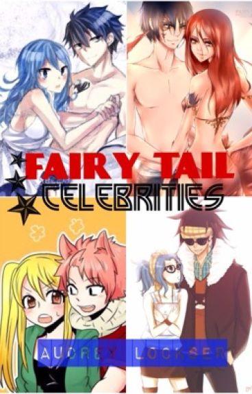 Fairy Tail Celebrities (NaLu, GrUvia, JeRza, GaLe)