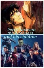 Percy Jackson, the avengers, and his children  by Annabethsdaughter