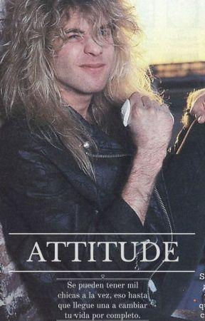 Attitude. by TatianaJaramilloo