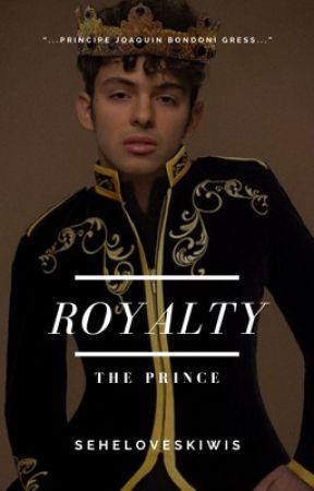 royalty: the prince; emiliaco by seheloveskiwis