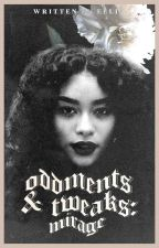 Oddments & Tweaks |Tom M. Riddle| by XHufflepuffLanaX
