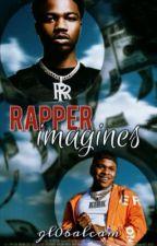 rapper imagines.  by Gl0balcam