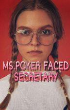 Ms. Poker Faced Secretary by Aurorasparkl