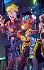 Final Space Oneshots by DysfunctionalRequest
