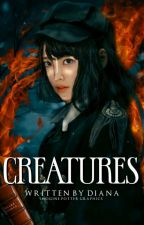 CREATURES ━━━━ J. Hale by s-spxdeypxff