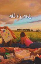 ALL I WANT | charli d'amelio by XONEEDY