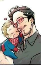 Spiderson and Irondad oneshots by Some1sname