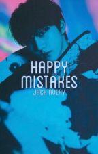 𝐇𝐀𝐏𝐏𝐘 𝐌𝐈𝐒𝐓𝐀𝐊𝐄𝐒; jack avery by -TELEPH0NE