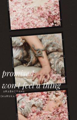Đọc truyện KAGEINU    Transfic    promise i won't feel a thing