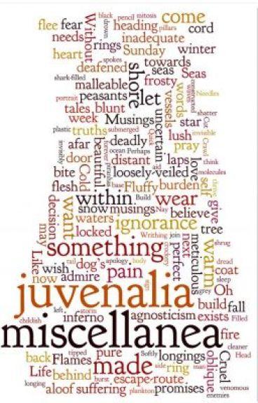Juvenalia Miscellanea by LJames93