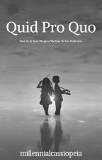 Quid Pro Quo (Your Lie In April/ Shigatsu Wa Kimi No Uso Fanfiction) by millenialcassiopeia