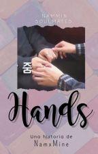 Hands~ |NamMin| by NamxMine