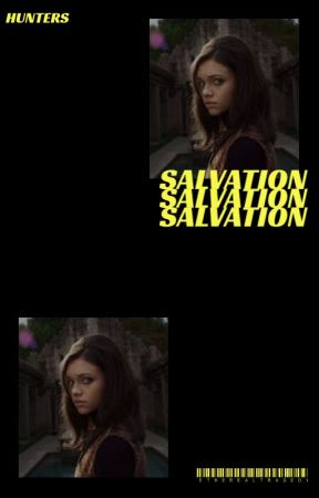 Salvation―𝑯𝑼𝑵𝑻𝑬𝑹𝑺 by ETHEREALTRAGEDY