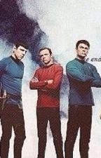 Star Trek Reader Inserts by DiftorHehSmusma