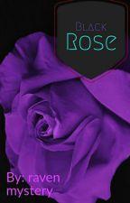 black rose by littlemissvampire4