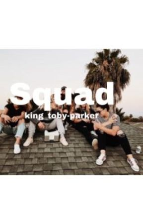 Squad➡️ apply fic by king_toby-parker