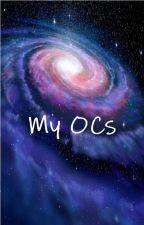 My OC Book by E-LynnChuols
