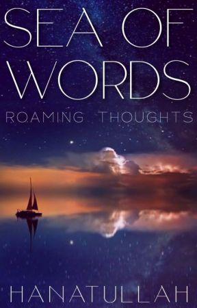 Sea Of Words. by Hanatullah