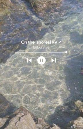 On the shores °Taekook by Ela_koo