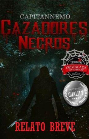 Cazadores Negros by CapitanNemo