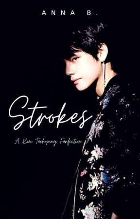Strokes | taehyung by chewedpencil