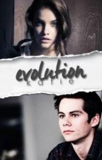Evolution//stiles stilinski☾ by marveIstilinski