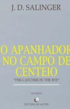 O apanhador no campo de Centeio by LaiFlower